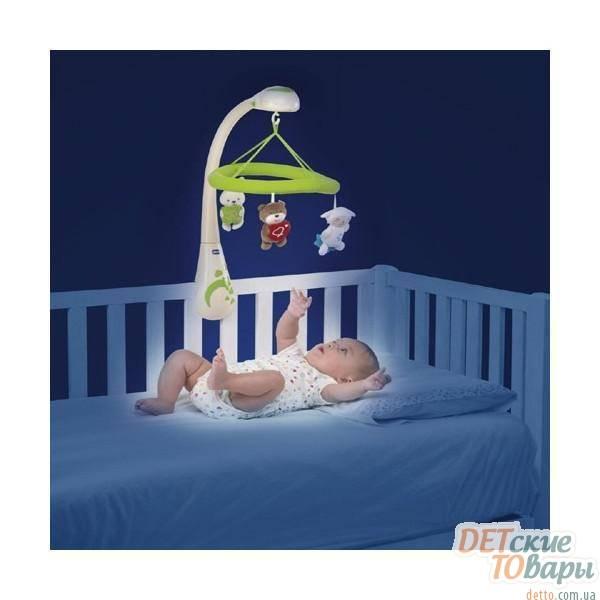 Сладкий сон мобиль на кроватку