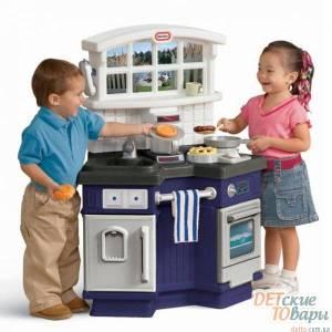 Детская интерактивная кухня Little Tikes Side By Side (171499)