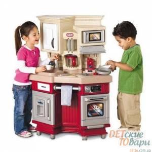 Детская интерактивная кухня Little Tikes Master Chef Exclusive 484377