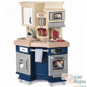Детская интерактивная кухня Little Tikes Master Chef Exclusive 614873