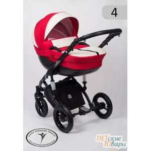 Детская универсальная коляска 3в1 Dada Paradiso Group Carino ALU