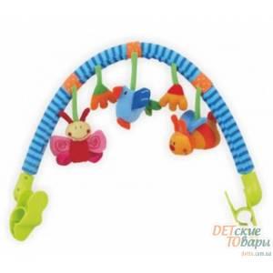 Игрушка для детской коляски Alexis Baby Mix 9027-94