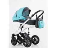 Детская универсальная коляска 3 в 1 Broco Astro