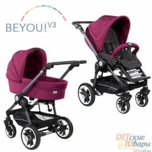 Детская универсальная коляска  2в1 Teutonia BE You! V3