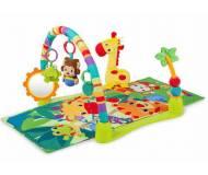 "Детский развивающий коврик Bright Starts (Kids II) ""Жирафка"" 52275."