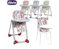 Детский стульчик для кормления Chicco Progres5