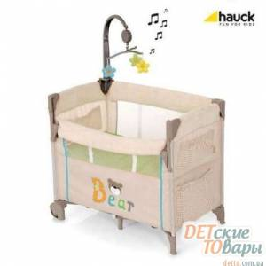 Детская кроватка-манеж Hauck Dream N Care Center