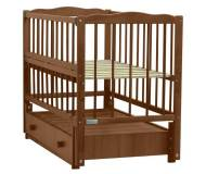Детская кроватка Baby Sleep Aurora (AKP-S-0)