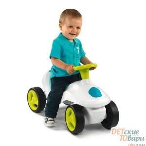 Детская машинка-качалка Smoby Bubble Go