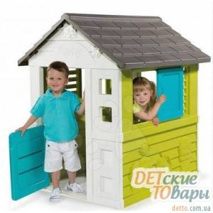 Детский игровой домик Smoby Maison Pretty 310064