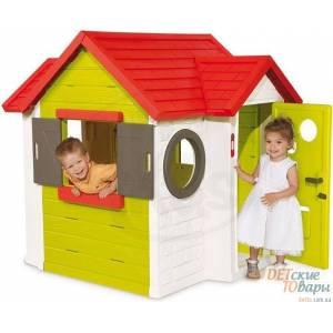 Детский игровой домик Smoby My House 810400