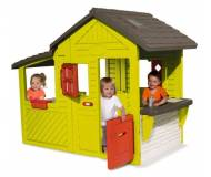 Детский игровой домик Smoby Садовый 310300