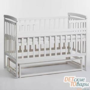 Детская кроватка-трансформер Детский Сон Лодочка без ящика