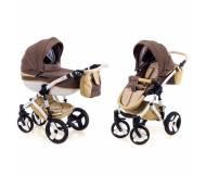 Детская универсальная коляска 3 в 1 Tako Junama Colors