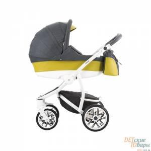 Детская универсальная коляска 2в1 Bebetto Torino S-line