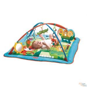 Детский развивающий коврик Tiny Love Сафари