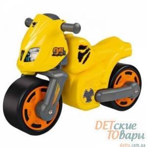 Детский мотоцикл-каталка Big Baby Скорость