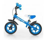 Детский двухколесный велосипед Milly Mally Dragon с ручным тормозом