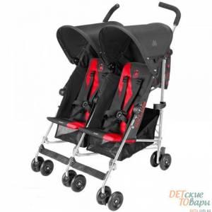 Детская прогулочная коляска для двойни Maclaren Triumph Twin