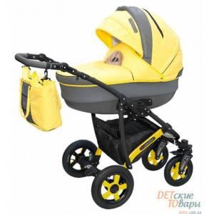 Детская универсальная коляска 2в1 Camarelo Carmela