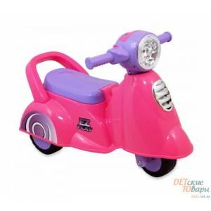 Детская машинка-каталка Alexis-Babymix HZ-605