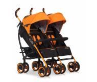 Детская прогулочная коляска для двойни easyGO Duo Comfort