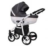 Детская универсальная коляска 2в1 Coletto Savona Decor