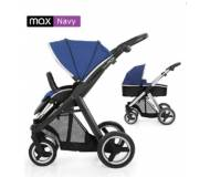 Детская универсальная коляска 2 в 1 BabyStyle Oyster Max