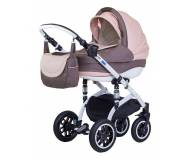 Детская универсальная коляска 2 в 1 Adamex Lara Len
