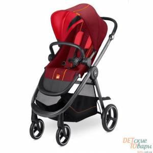 Детская прогулочная коляска Cybex Beli 4