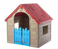 Детский игровой домик Keter Kids Foldable Playhouse