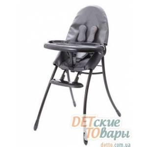 Детский стульчик для кормления Bloom Nano (Черный)