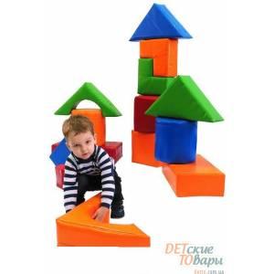 Детский конструктор Kidigo Строитель 6