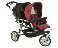 Детская прогулочная коляска для двойни Jane Powertwin Pro