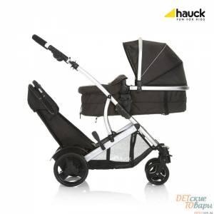 Детская коляска для двойни Hauck Duett 2