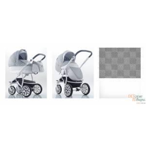 Детская универсальная коляска 3 в 1 Bebetto Torino S-line