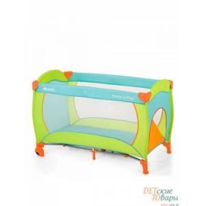 Детская кроватка-манеж Hauck Sleep'n Play Go Plus