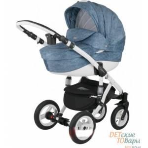 Детская универсальная коляска 2в1 Adamex Aspena Len