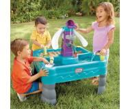 Детский водный столик и песочница 2 в 1 Little Tikes 635311
