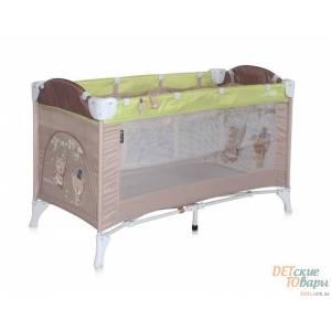 Детская кровать-манеж Bertoni Arena 2 layer