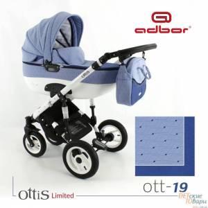 Детская универсальная коляска 3 в 1 Adbor Ottis