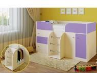 Детская кроватка-чердак Veseliil Company