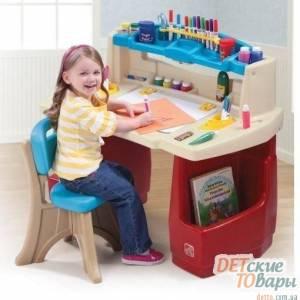 Детская парта Step2 Delux 7025