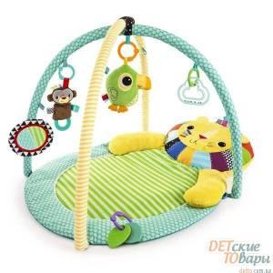 Детский развивающий коврик Bright Starts Львенок 10393