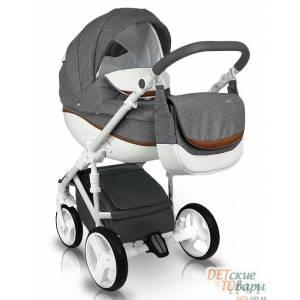 Детская универсальная коляска 2 в 1 Bexa Ideal Len