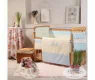 Детский постельный комплект Маленькая соня Ангел 6 ед