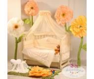 Детский постельный комплект Маленькая Соня Teddy 7ед.