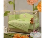 Детский постельный комплект Маленькая Соня Teddy 6ед.