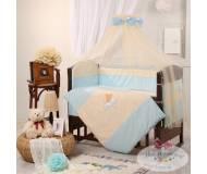 Детский постельный комплект Маленькая соня Маленькая соня 7 ед.