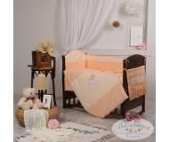 Детский постельный комплект Маленькая соня Маленькая соня 7 ед